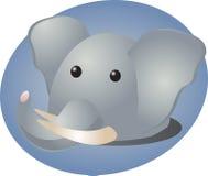 Elephant cartoon Stock Photos