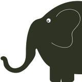 Elephant cartoon vector Stock Photos
