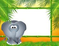Elephant cartoon Royalty Free Stock Photo