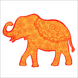 Elephant. Royalty Free Stock Image