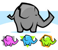 Elephant Royalty Free Stock Photos