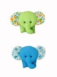 Elephant craft, accessory Stock Image