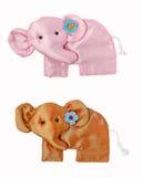 Elephant craft, accessory Royalty Free Stock Photo
