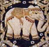 Elephant craft Royalty Free Stock Photography