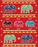Elephant design Stock Photography