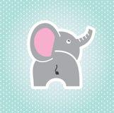 Elephant design Stock Images