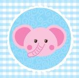 Elephant  design Royalty Free Stock Photos