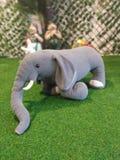 Elephant. Stuff toy Royalty Free Stock Images