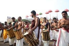 Elephant festival of Thrissur Stock Photo