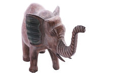 Elephant figurine Stock Photo