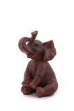 Elephant figurine Stock Image
