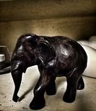 An Elephant figurine stock images