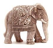 Elephant figurine Royalty Free Stock Images