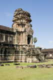 Elephant Gate, Angkor Wat Temple, Cambodia Royalty Free Stock Photo
