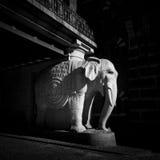 Elephant Gate Stock Image