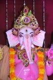 Hindu worship preparation Royalty Free Stock Photo