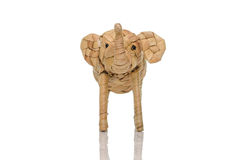 Elephant handmade Royalty Free Stock Images