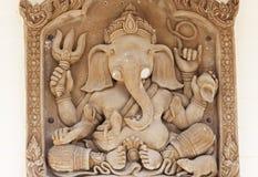 The elephant head Royalty Free Stock Photos