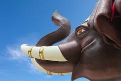 Elephant Head,Thailand Royalty Free Stock Image