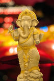 Elephant - headed god statue Royalty Free Stock Photos