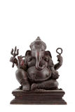 Elephant-headed god statue Stock Images