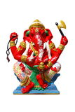 Elephant - headed god in temple Royalty Free Stock Photos