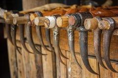 Elephant hook Stock Image