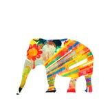 Elephant icon Stock Photos