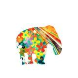 Elephant icon Stock Image