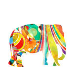 Elephant icon Royalty Free Stock Photo