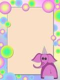 Elephant illustration Stock Images