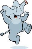 Elephant Jumping Stock Photos