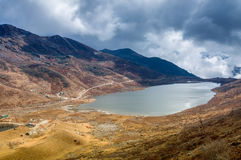Elephant Lake, Kupup Valley, Sikkim, India Royalty Free Stock Photo