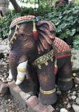 Elephant model royalty free stock images