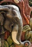 Elephant  mold Stock Photos