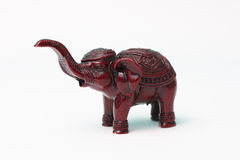 Elephant netsuke. Elephant. A good luck and riches symbol Royalty Free Stock Photo
