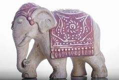 Elephant ornament Royalty Free Stock Photos