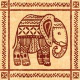 Elephant ornamental Royalty Free Stock Images
