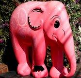 elephant pink Стоковая Фотография