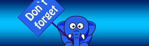 Elephant, Proboscis, Shield, Memory Royalty Free Stock Photography