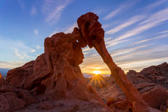 Free Elephant Rock In The Valley Of Fire Stock Images - 83153084