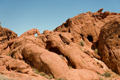 Elephant rock Valley of Fire Stock Photo