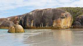 Elephant Rocks Royalty Free Stock Photography