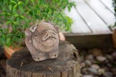 Elephant Sculpture stock photos