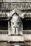 Elephant sculptures Royalty Free Stock Photos