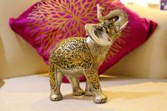 Elephant showpiece stock image