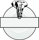 Elephant Sign Stock Photos