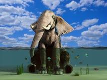 Elephant. Stock Images