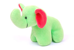 Elephant soft toy Royalty Free Stock Images