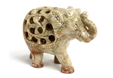 Elephant souvenir Royalty Free Stock Image
